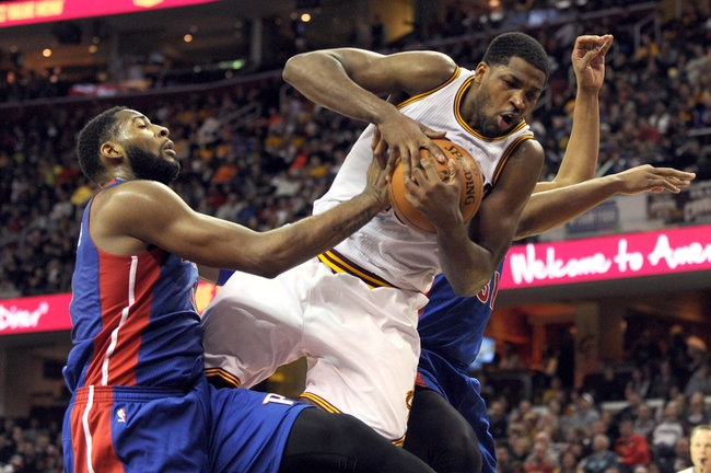 Pistons vs. Cavaliers - 1/27/15 NBA Pick, Odds, and Prediction