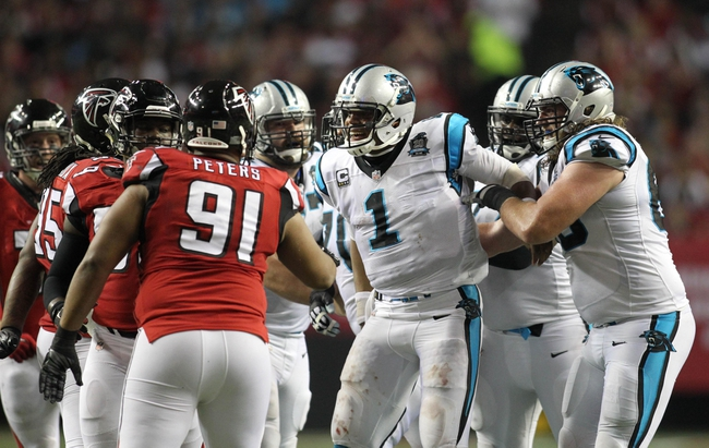Panthers vs. Falcons - 12/13/15 NFL Pick, Odds, and Prediction