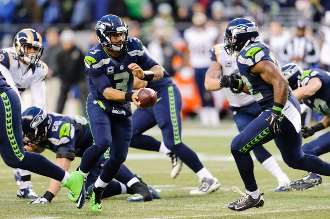 Rams vs. Seahawks - 9/13/15 NFL Pick, Odds, and Prediction