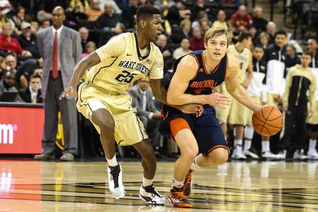 Wake Forest vs. Princeton - 12/31/14 College Basketball Pick, Odds, and Prediction