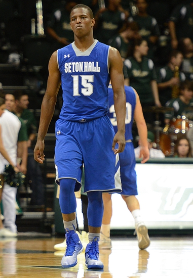 Seton Hall Pirates vs. South Florida Bulls - 12/22/15 College Basketball Pick, Odds, and Prediction
