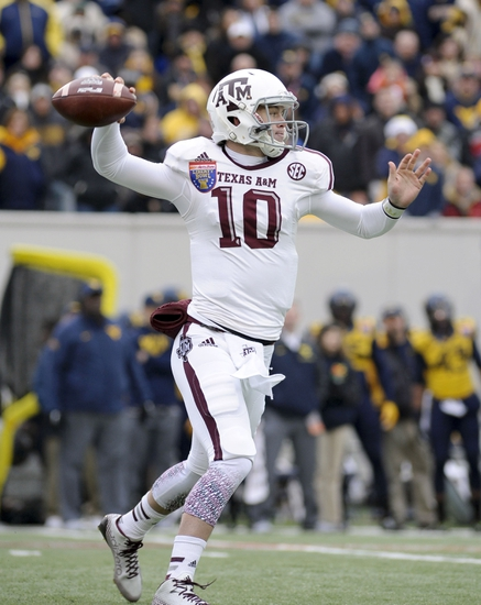 College Football Preview: The 2015 Texas A&M Aggies