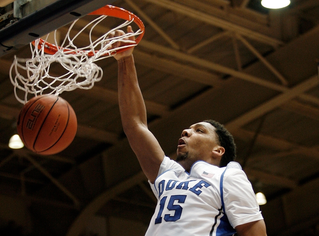 Duke vs. Wofford - 12/31/14 College Basketball Pick, Odds, and Prediction
