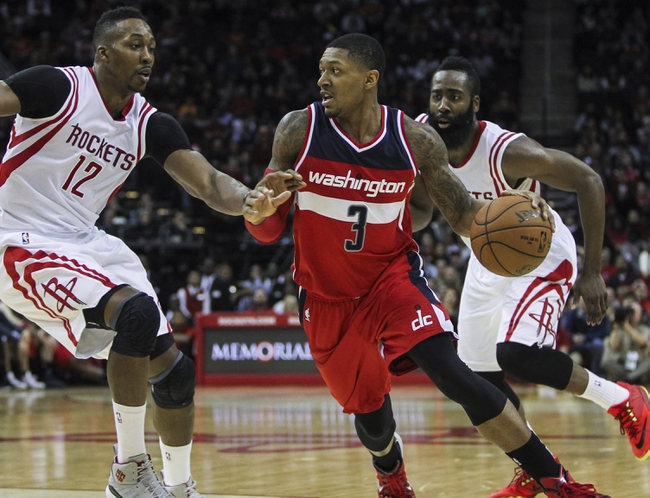 Wizards vs. Rockets - 3/29/15 NBA Pick, Odds, and Prediction
