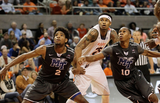 Middle Tennessee Blue Raiders vs. UAB Blazers - 1/4/15 College Basketball Pick, Odds, and Prediction