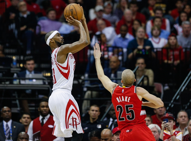 Rockets vs. Trail Blazers - 2/8/15 NBA Pick, Odds, and Prediction
