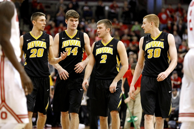 Iowa vs. Nebraska - 1/5/15 College Basketball Pick, Odds, and Prediction