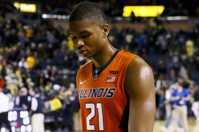 Illinois vs. Maryland - 1/7/15 College Basketball Pick, Odds, and Prediction