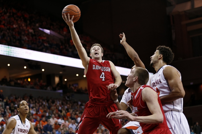 Richmond Spiders vs. Davidson Wildcats - 1/17/15 College Basketball Pick, Odds, and Prediction