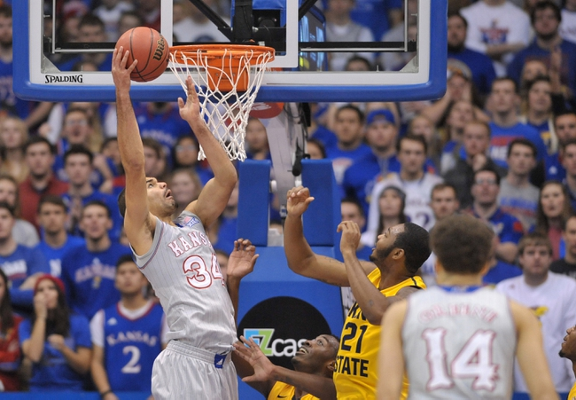 Kansas vs. UNLV - 1/4/15 College Basketball Pick, Odds, and Prediction