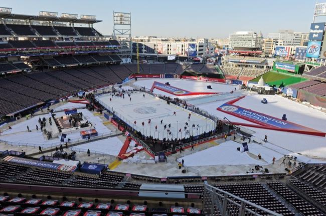 Capitals vs. Blackhawks - 1/1/15 NHL Pick, Odds, and Prediction