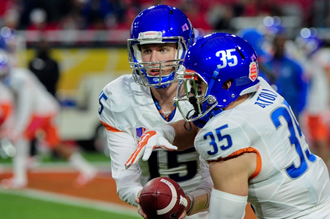 College Football Preview: The 2015 Boise State Broncos