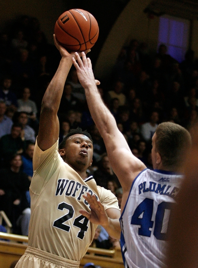 Wofford Terriers vs. East Tennessee State Buccaneers - 1/24/15 College Basketball Pick, Odds, and Prediction
