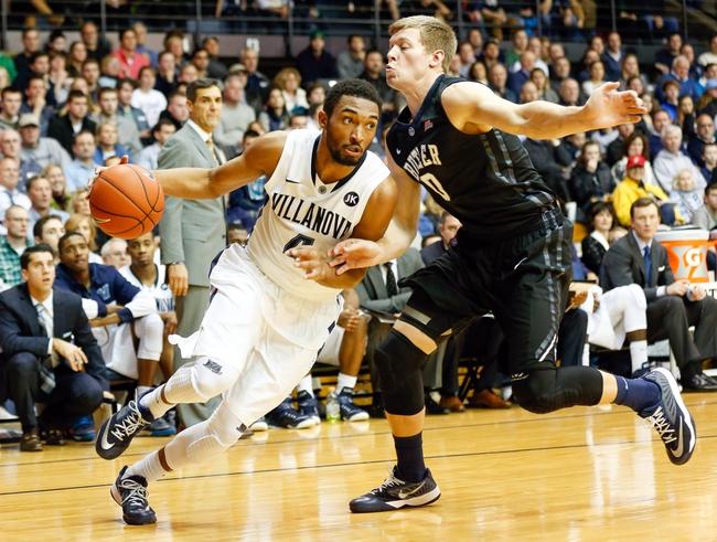 Seton Hall Pirates vs. Villanova Wildcats - 1/3/15 College Basketball Pick, Odds, and Prediction