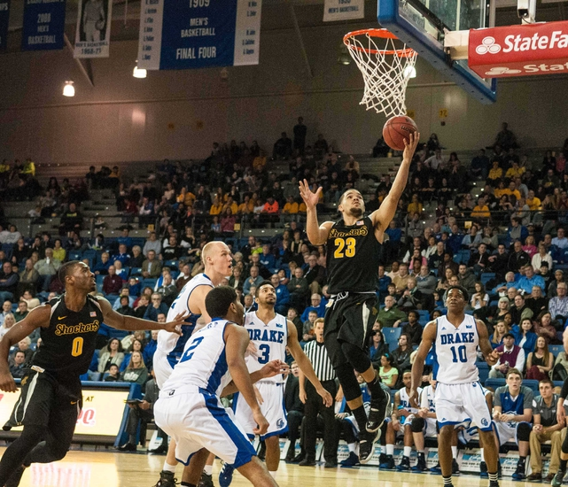 Wichita State vs. Drake - 1/25/15 College Basketball Pick, Odds, and Prediction