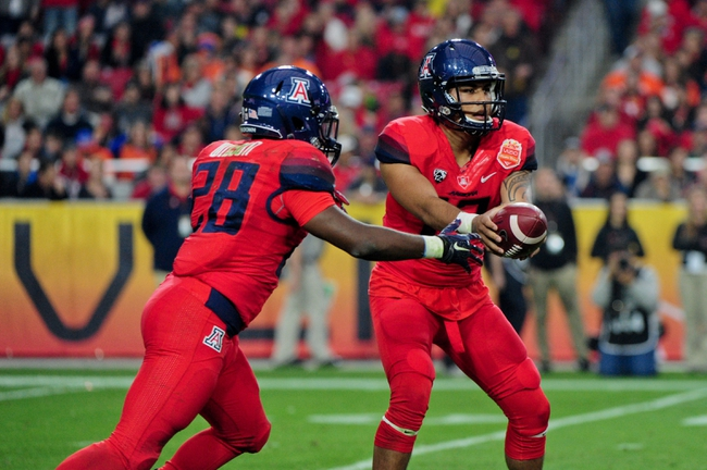 College Football Preview: The 2015 Arizona Wildcats