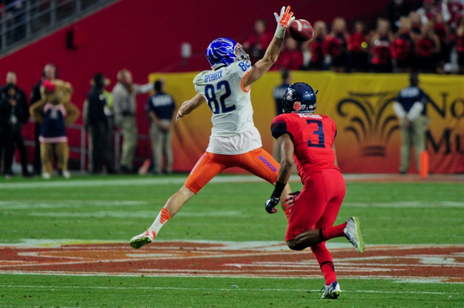 Boise State Broncos vs. Virginia Cavaliers - 9/25/15 College Football Pick, Odds, and Prediction