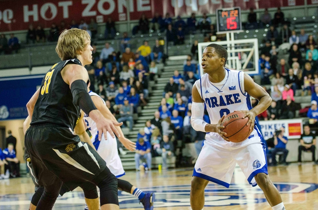 Drake Bulldogs vs. Indiana State Sycamores - 1/17/15 College Basketball Pick, Odds, and Prediction