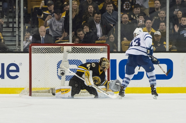 Boston Bruins vs. Toronto Maple Leafs - 4/4/15 NHL Pick, Odds, and Prediction