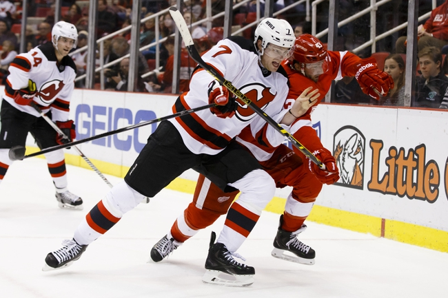 Detroit Red Wings vs. New Jersey Devils - 12/22/15 NHL Pick, Odds, and Prediction
