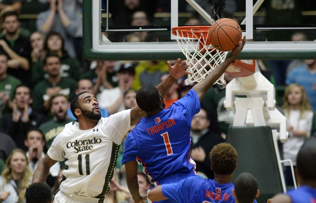 Boise State vs. Colorado State - 1/27/15 College Basketball Pick, Odds, and Prediction