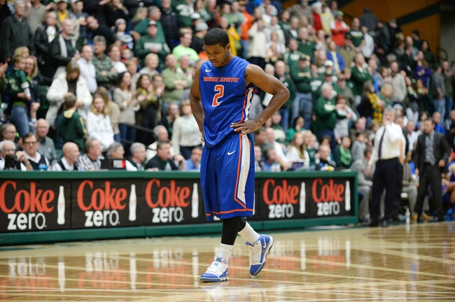 Boise State vs. UNLV - 1/13/15 College Basketball Pick, Odds, and Prediction