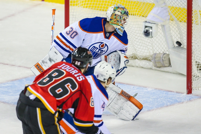 Calgary Flames vs. Edmonton Oilers - 1/31/15 NHL Pick, Odds, and Prediction
