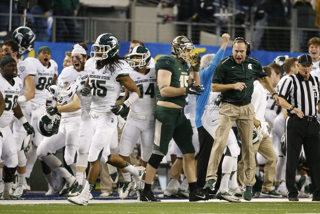 College Football Preview: The 2015 Michigan State Spartans