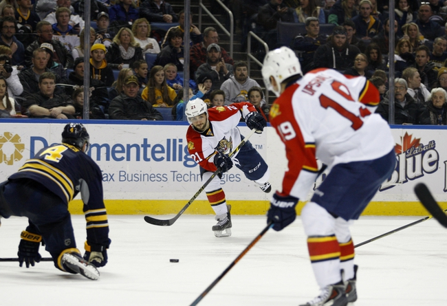 Florida Panthers vs. Buffalo Sabres - 10/15/15 NHL Pick, Odds, and Prediction