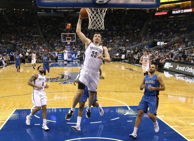 Magic at Nets - 4/15/15 NBA Pick, Odds, and Prediction