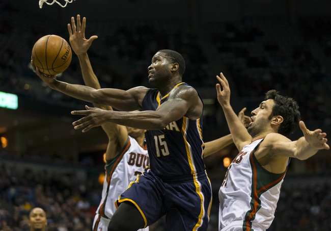 Pacers vs. Bucks - 3/12/15 NBA Pick, Odds, and Prediction