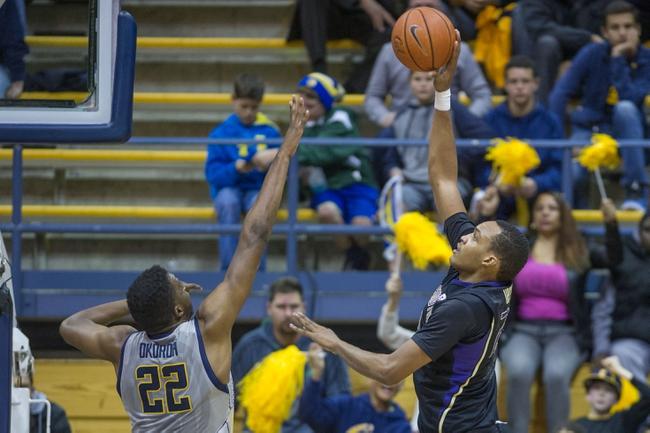 Washington vs. Cal - 2/1/15 College Basketball Pick, Odds, and Prediction