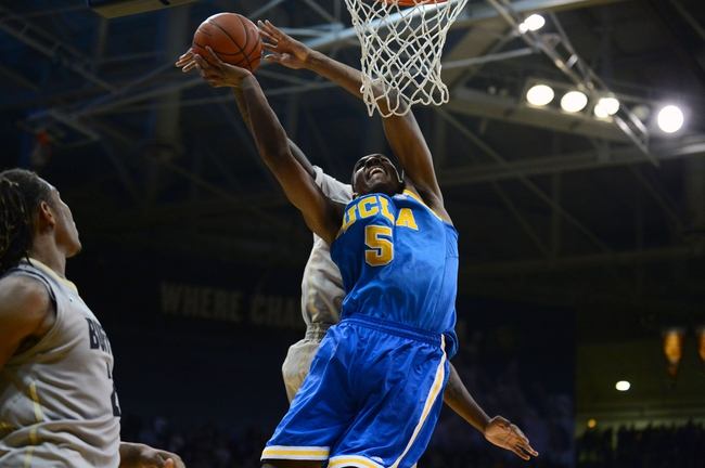 UCLA vs. Colorado - 1/31/15 College Basketball Pick, Odds, and Prediction