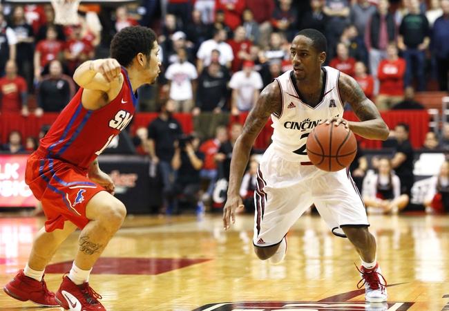 SMU vs. Cincinnati - 2/5/15 College Basketball Pick, Odds, and Prediction