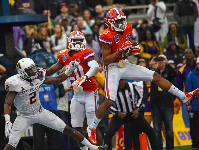 Florida vs. East Carolina - 9/12/15 College Football Pick, Odds, and Prediction