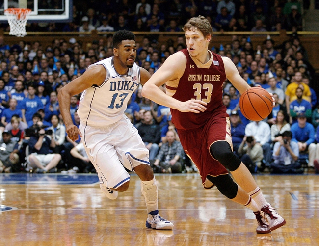 Boston College Eagles vs. Pittsburgh Panthers - 1/6/15 College Basketball Pick, Odds, and Prediction