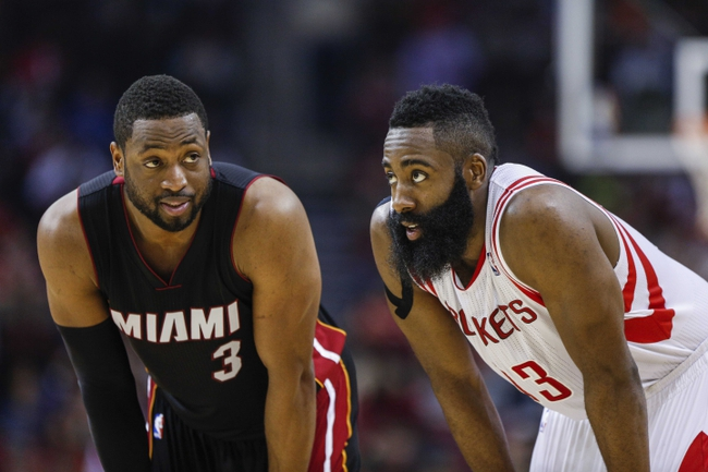 Heat at Rockets - 2/2/16 NBA Pick, Odds, and Prediction