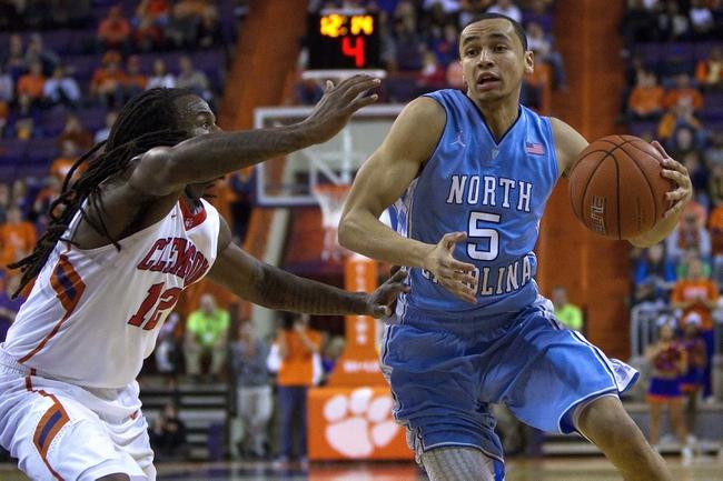 North Carolina vs. Notre Dame - 1/5/15 College Basketball Pick, Odds, and Prediction