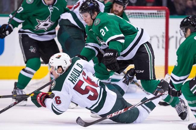Wild vs. Stars - 2/22/15 NHL Pick, Odds, and Prediction