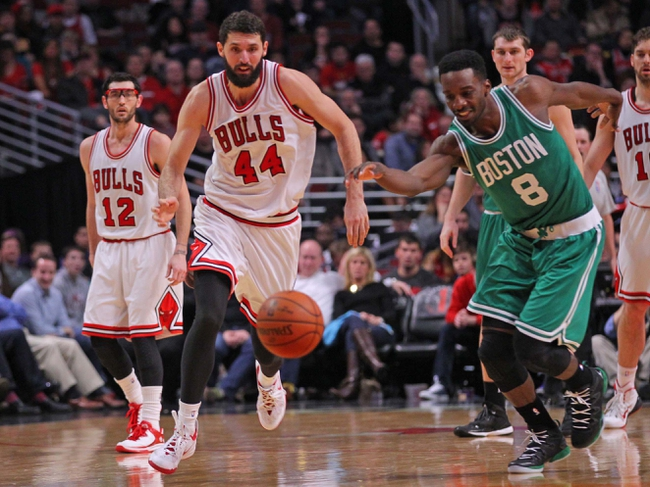 Celtics vs. Bulls - 1/16/15 NBA Pick, Odds, and Prediction
