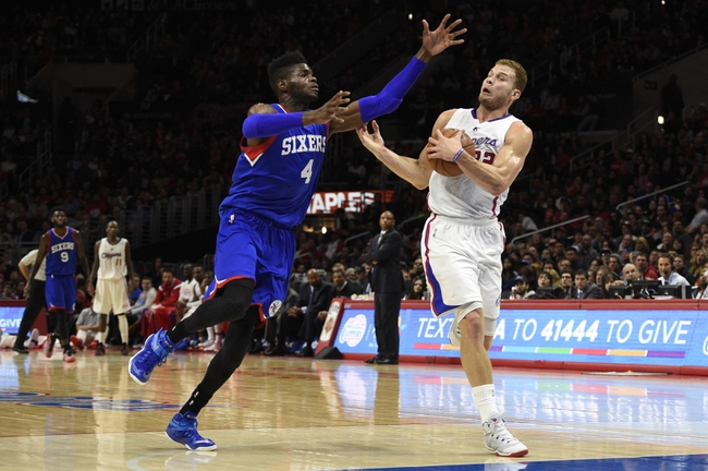76ers vs. Clippers - 3/27/15 NBA Pick, Odds, and Prediction