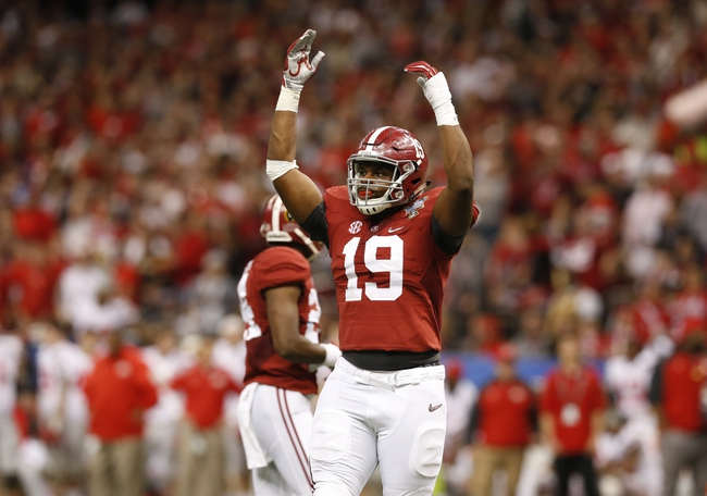 Alabama vs. Arkansas - 10/10/15 College Football Pick, Odds, and Prediction
