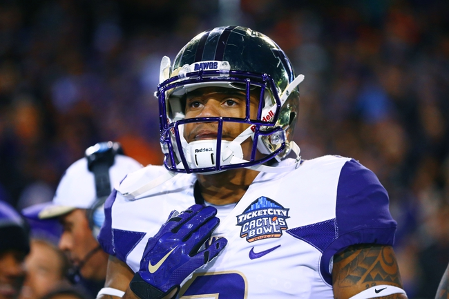 2015 NFL Draft Scouting Report: Shaq Thompson