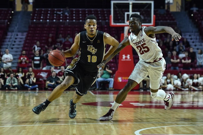 Central Florida Knights vs. Tulane Green Wave - 1/14/15 College Basketball Pick, Odds, and Prediction