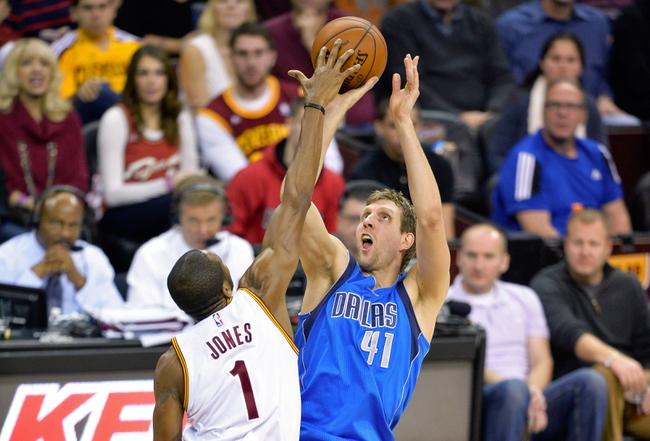 Dallas Mavericks vs. Cleveland Cavaliers - 3/10/15 NBA Pick, Odds, and Prediction
