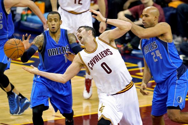 Cavaliers at Mavericks - 3/10/15 NBA Pick, Odds, and Prediction