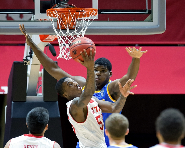 Utah vs. Colorado - 1/7/15 College Basketball Pick, Odds, and Prediction