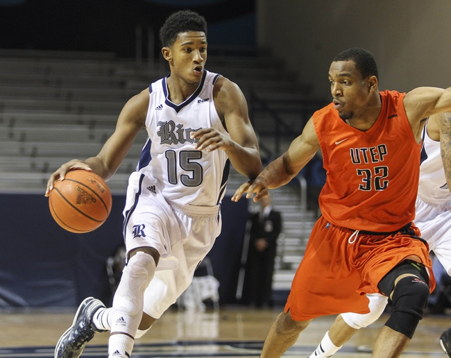 Texas El Paso Miners vs. Rice Owls - 1/1/16 College Basketball Pick, Odds, and Prediction