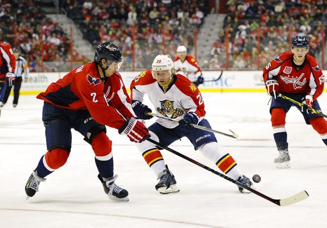 Florida Panthers vs. Washington Capitals - 10/31/15 NHL Pick, Odds, and Prediction
