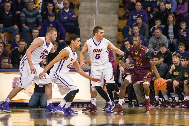 Northern Iowa vs. Indiana State - 1/21/15 College Basketball Pick, Odds, and Prediction